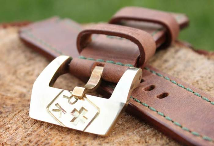 BRONZE BUCKLE 24mm